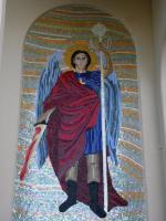 St. Mary Front - Archangel Michael (Close)