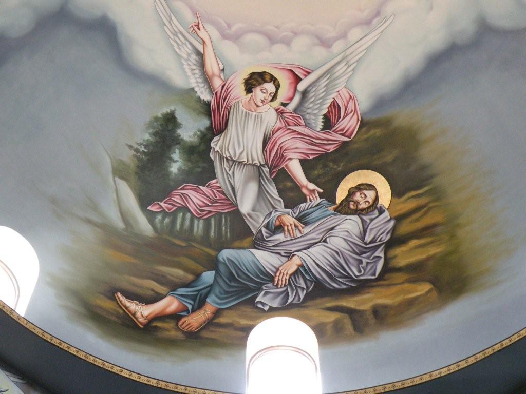 Il sogno di Giacobbe dans immagini sacre DSCN1508